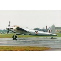 Colour Photograph G-ASKH/RR299 Mosquito T3