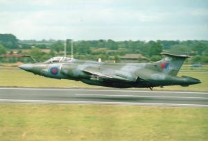 Colour Photograph Buccaneer XV867